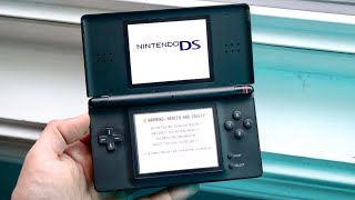 Nintendo DS Lite In 2020! (14 YEARS LATER!) (Review)
