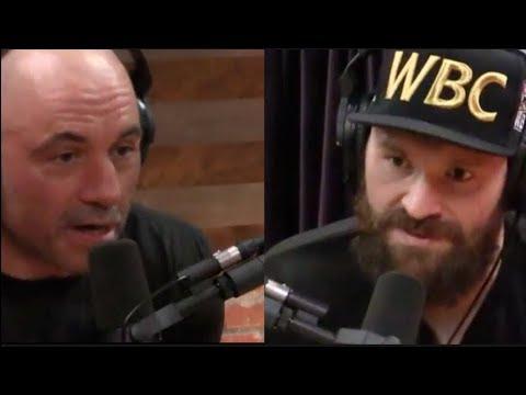 Joe Rogan – How Tyson Fury Bounced Back From Depression & Addiction