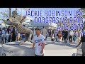 Happy Jackie Robinson Day - Dodgers vs Reds 2019