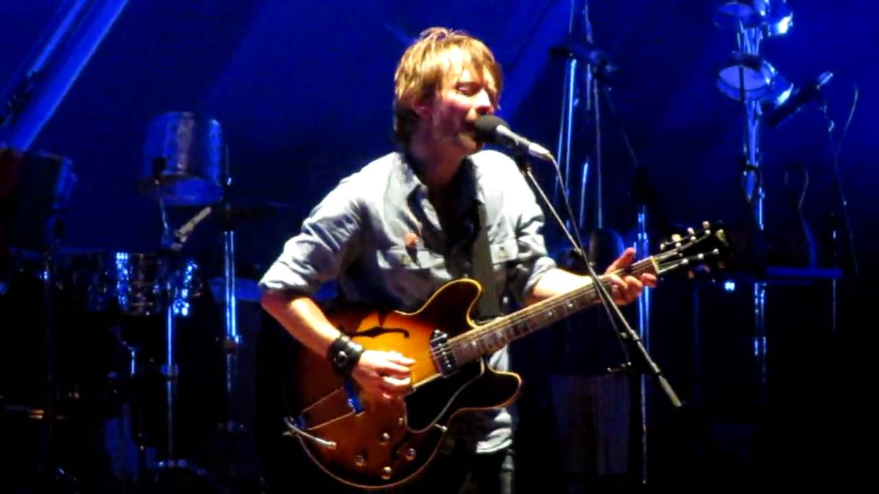 Thom Yorke Lotus Flower Live At The Orpheum Theatre 10 4 09 In Hd