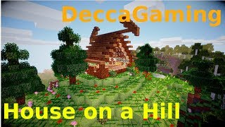 Minecraft Timelapse - House on a Hill (World Download)
