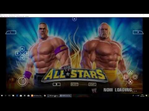 Відео-урок як скачать wwe all stars на пк