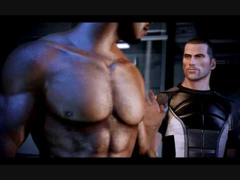 Mass effect gay sex