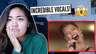 reacting to beyonces incredible vocals 😍