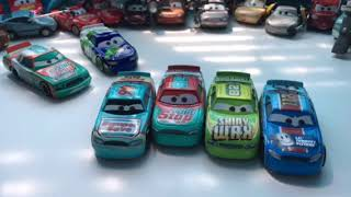 Disney Pixar cars 3 Murray Clutchburn and Chip Gearings review