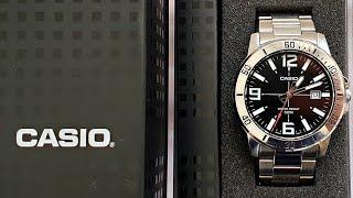 The Best Watches under $50 - Casio MTP-VD01D Enticer