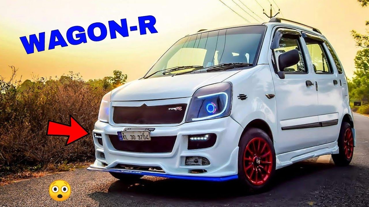 Top 10 best modified maruti suzuki wagon r