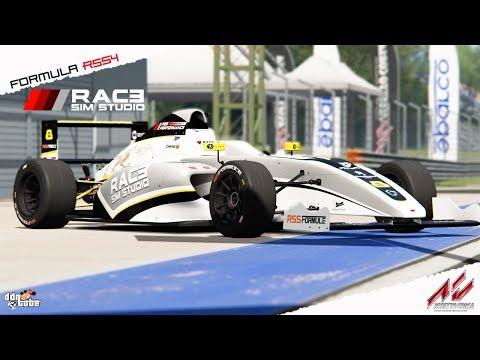 ASSETTO CORSA Formula RSS4 by Race Sim Studio