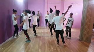 A.S. GROUP CHOREOGRAPHY BY AKASH MJ CARELESS RAJ MAAN