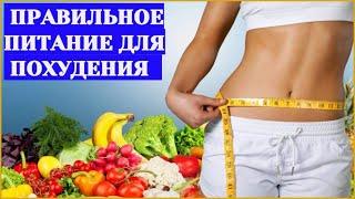 Режим дня и правильное питание для похудения Советы диетолога как правильно похудеть