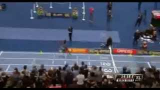 Genzebe Dibaba Smashes 5000m Indoor WORLD RECORD XL-Galan - Sweden