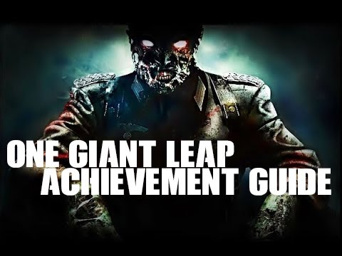 One Giant Leap - Black Ops 1 Achievement Guide