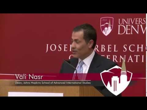"""The Arab Spring - Where Do We Go From Here?"" a Lecture by Vali Nasr"