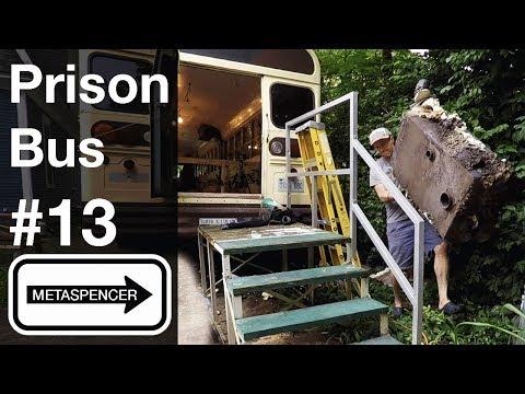 Prison Bus Remodel #13 - Odd Jobs