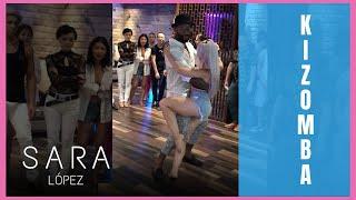 Sara Lopez & Tony Pirata | Sexy dance Kizomba in China