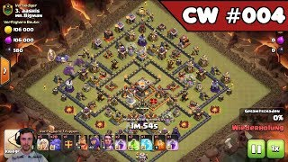 Clash of Clans | CW #004 | Rh 10 und Rh 11 | [Deutsch]