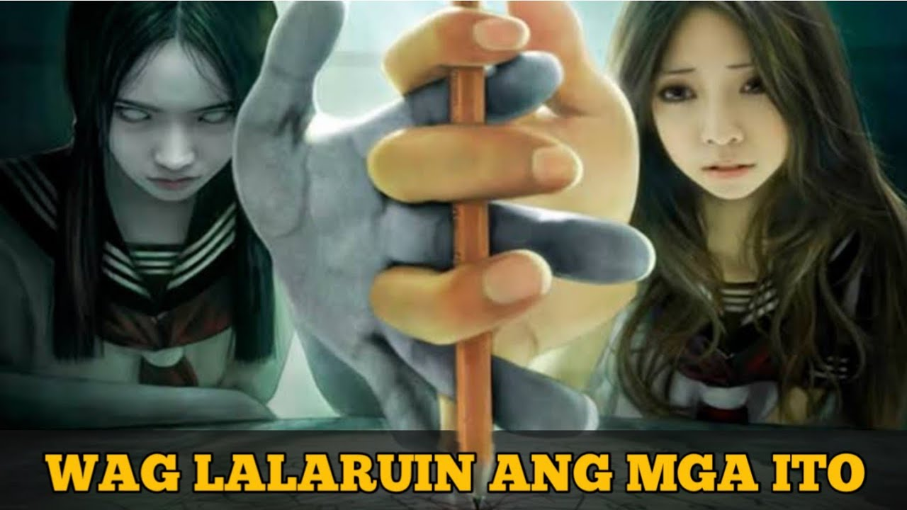 8 Paranormal Games na Hindi mo Pwdeng Laruin