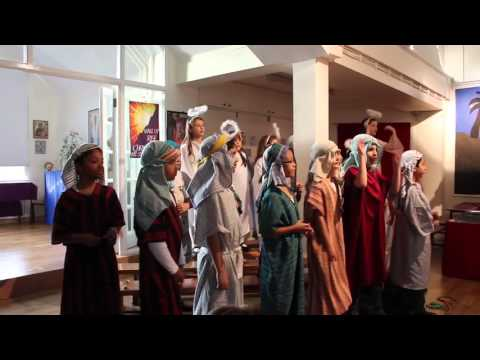 OLOV Christmas Production year 3 and 4 2015