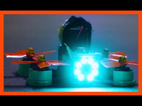 FPV Quadcopter Racing Training mit Bastel