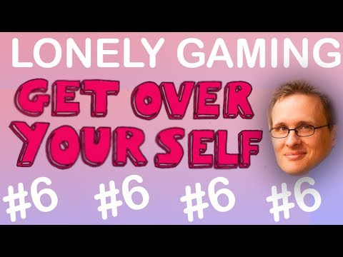 Getting Over It with Bennett Foddy (lonely gaming 6)
