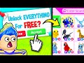 How To Get *EVERYTHING FOR FREE* In Adopt Me?! Testing If New TikTok *HACKS* ACTUALLY WORK! (Roblox)