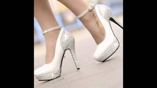 Свадебные туфли для невест - 2016 / Wedding shoes for the bride / Hochzeitsschuhe für Bräute(Свадебные туфли для невест - это шик, роскошь, гламурность и неповторимость. В подвенечной обуви девушке..., 2015-08-05T13:12:48.000Z)