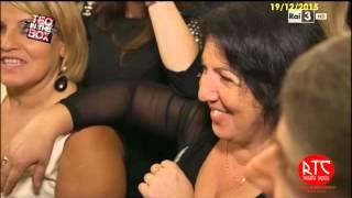 Nancy con Teo Teocoli - (19/12/2015)