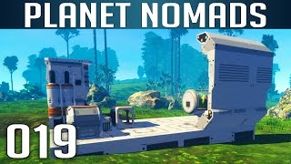 PLANET NOMADS [019] [Lecker Biopaste mit Wasser] Let's Play Gameplay Deutsch German thumbnail