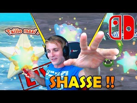 SHASSE AU SULFURA SHINY #7 (Partie 2) !!! 2000 RESETS DANS POKEMON LET'S GO !!!- NINTENDO SWITCH thumbnail