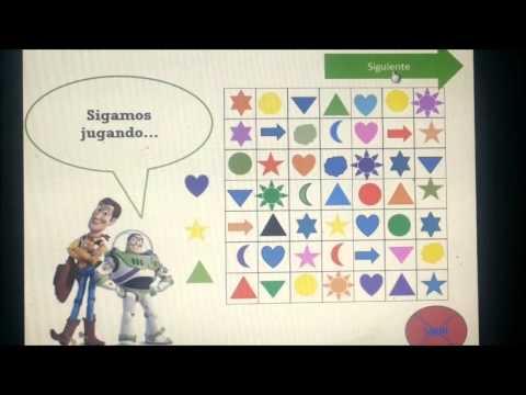 Juegos Para Atencion Y Concentracion De Ninos De 3 A 5 Anos Youtube
