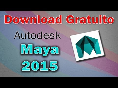 Download Gratis: Autodesk Maya 2015 | 100% Legale | Tutorial ITA