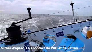 Rolex Fastnet Race: live from Virbac Paprec 3 at Land's End