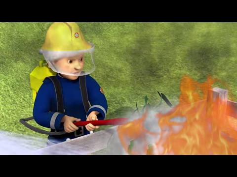 Fireman Sam Season 7 - Best Rescues - Cartoons for Children