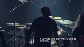 Watch Meshuggah New Millenium Cyanide Christ video