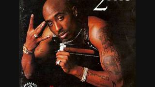 2pac - Only God Can Judge Me (HQ+Lyrics)
