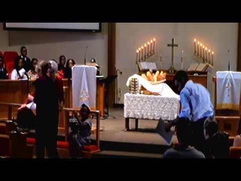 Worship at Fulford United Methodist Church Aug 7, 2017