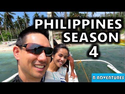 Philippines Season 4 Teaser, B Adventures Travel Vlogs