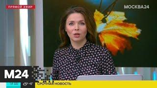 Движение по трем полосам на Волгоградском проспекте ограничено - Москва 24