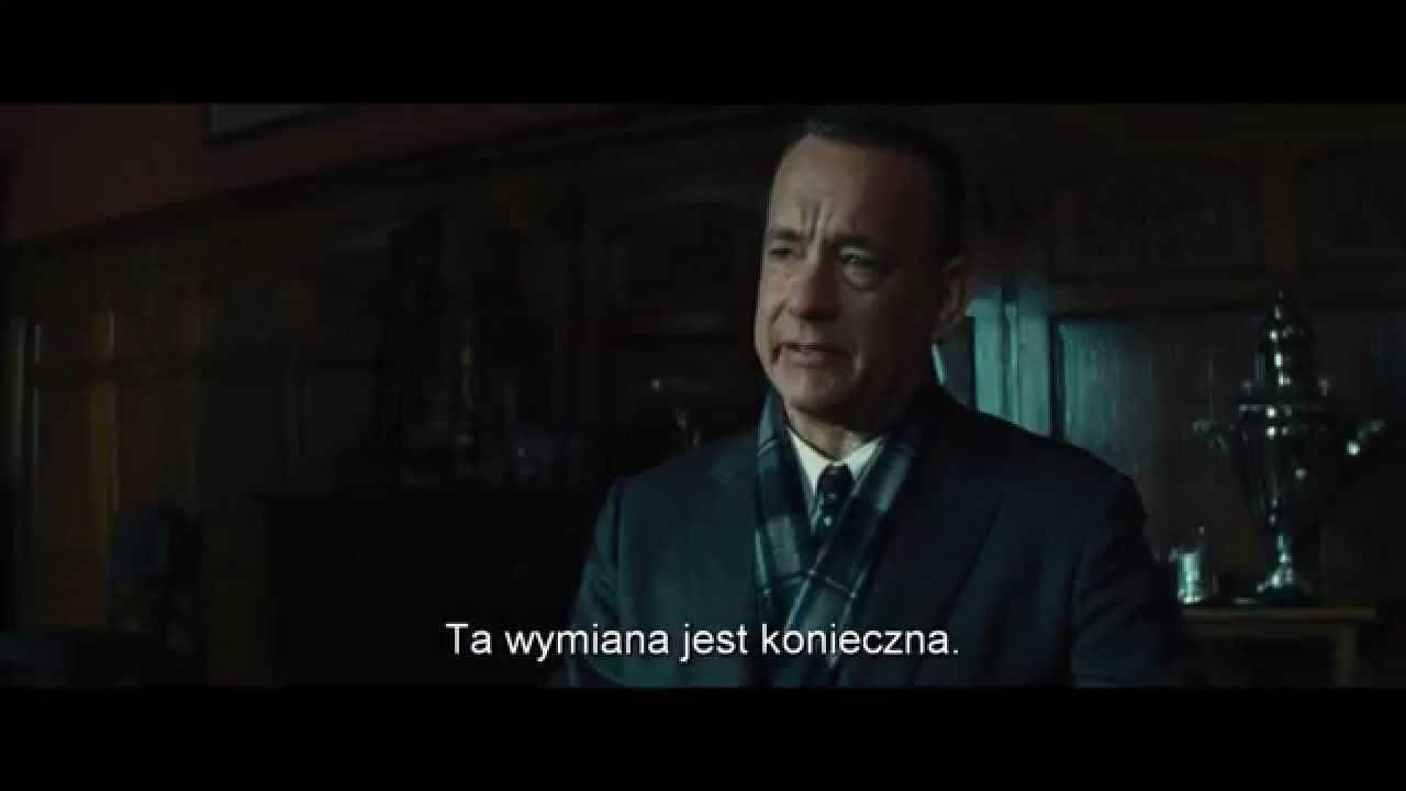 Most szpiegów - polski zwiastun
