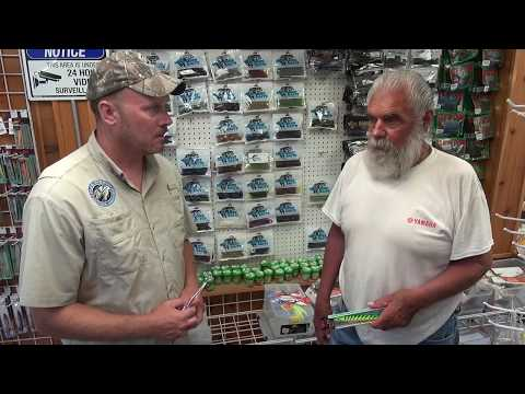 Northern Pike Lures & Tactics With Fishing Hall Of Famer The Griz