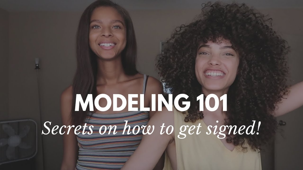 HOW TO BECOME A MODEL (signed models share their secrets)