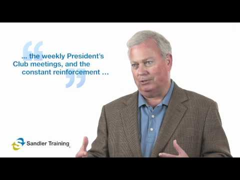 Sales Training Testimonials: Thom Dammrich (National Marine Manufacturer's Association)