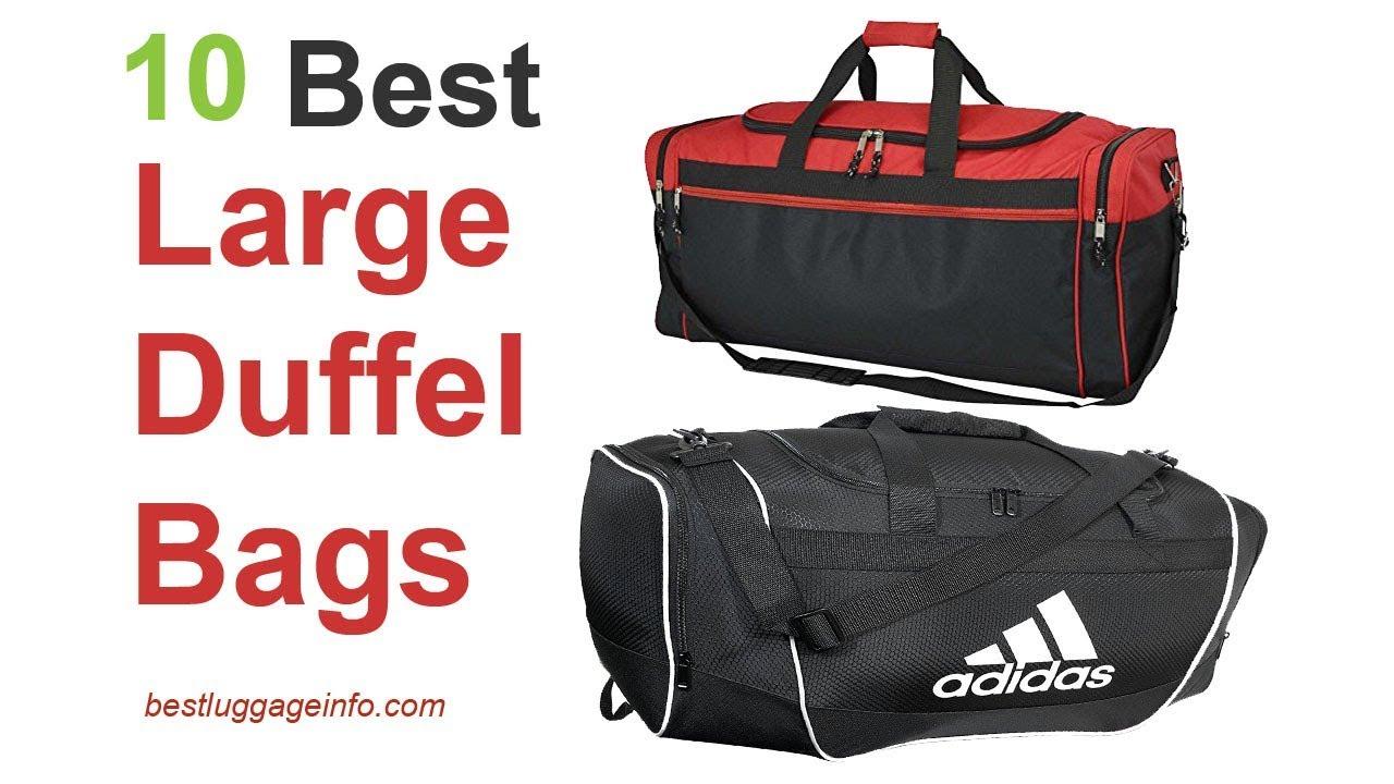 Best Large Duffel Bags  24b9da22f6810