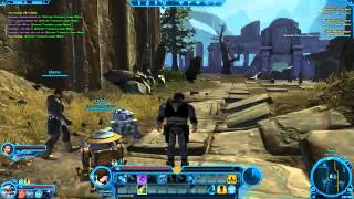 Star Wars The Old Republic Gameplay Part 32 with Luclin Tiny Model Returns1541