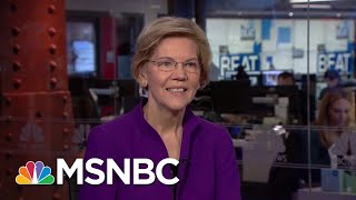 Elizabeth Warren's Full Interview With Melber On Big Tech, 2020 | The Beat With Ari Melber | MSNBC