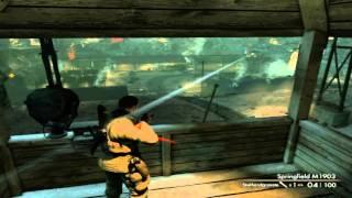 Sniper Elite V2 on igav