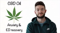 Irish Guy tries CBD Oil for the first time!