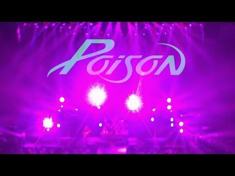 Poison Concert 2017 @ Manchester New Hampshire