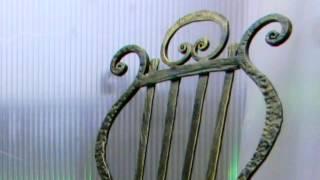 Кованая мебель   стол и стул, дизайн художественная ковка(Кованая мебель , стол и стул посмотреть здесь http://kovka-dveri.com/lekarstva30005 Заказать кованую мебель , стол и стул,..., 2016-09-01T07:40:52.000Z)