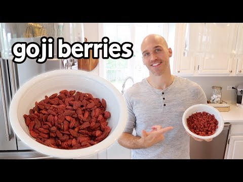Goji Berry Benefits | How and Why I Eat Them